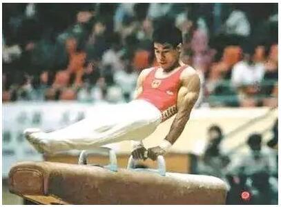 体操王子李宁
